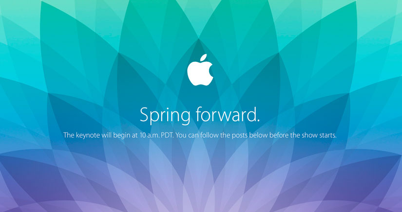 Sigue en directo la Keynote del Apple Watch en iPhoneA2