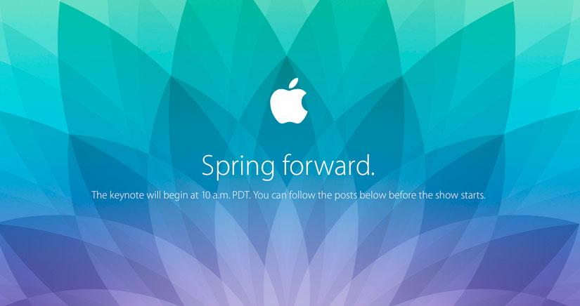 Sigue en directo la Keynote del Apple Watch en iPhoneA2