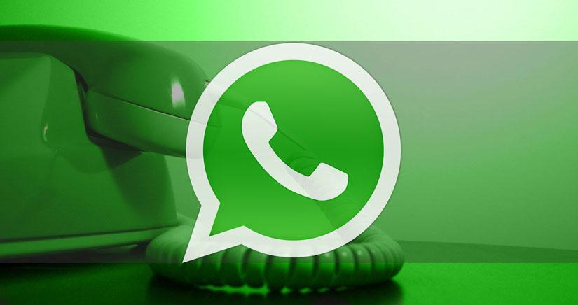 Así de caras nos saldrán las llamadas de voz de WhatsApp, 1,2 Mb. cada 2 minutos
