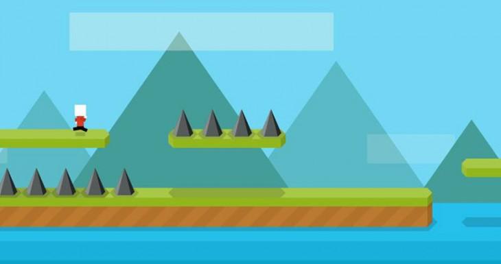 Mr. Jump: el juego para iOS que ha conseguido cinco millones de descargas en solo cuatro días