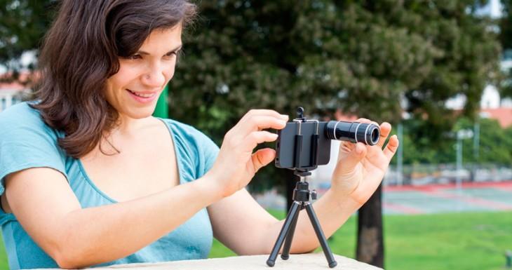 Eleva la fotografía con tu iPhone al siguiente nivel con este Pack de objetivos