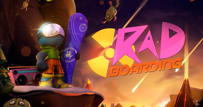 Rad Boarding, no podrás parar de jugar [Juego recomendado de la semana]