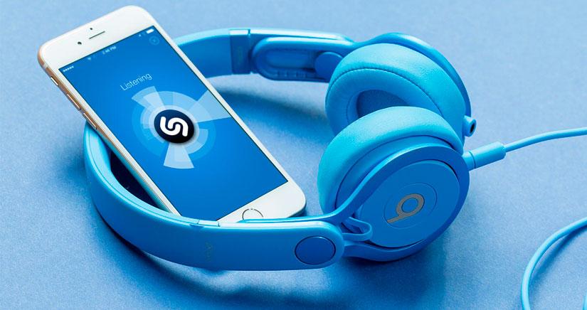 Shazam podrá reconocer objetos además de tu música