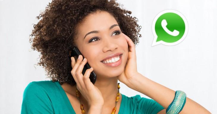 Las llamadas de voz de WhatsApp llegarán a iOS en solo unas semanas
