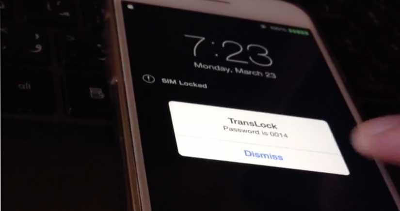 Crean una herramienta para saltarse el código de bloqueo desde el iPhone [JailBreak]