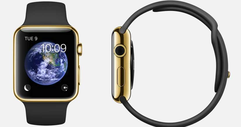 Cómo convertir un Apple Watch Sport en uno de oro sin dejarte un riñón… [Vídeo]