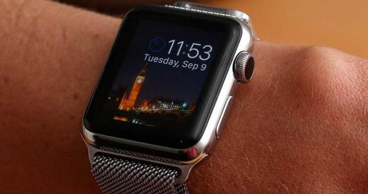 Graban el Apple Watch encendiéndose, y no es precisamente rápido…