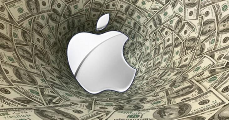 Apple obtiene un beneficio de 13.600 millones de dólares durante el primer trimestre fiscal de 2015