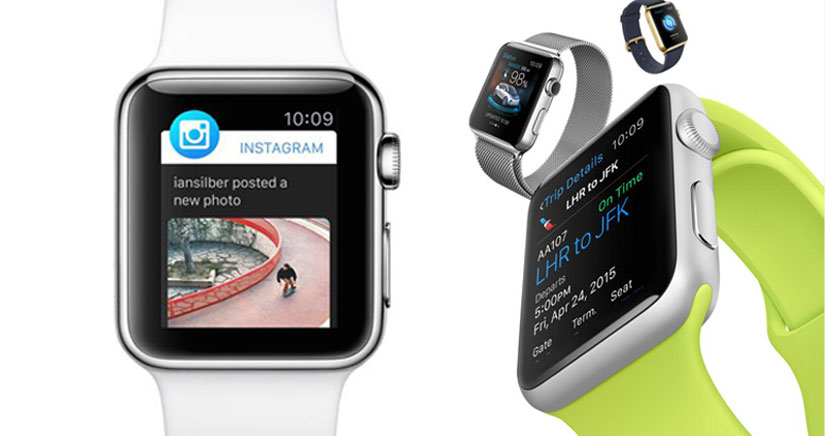 Varias aplicaciones de lo más interesantes para el Apple Watch