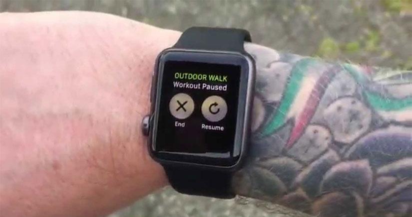 Al Apple Watch no le gustan los tatuajes