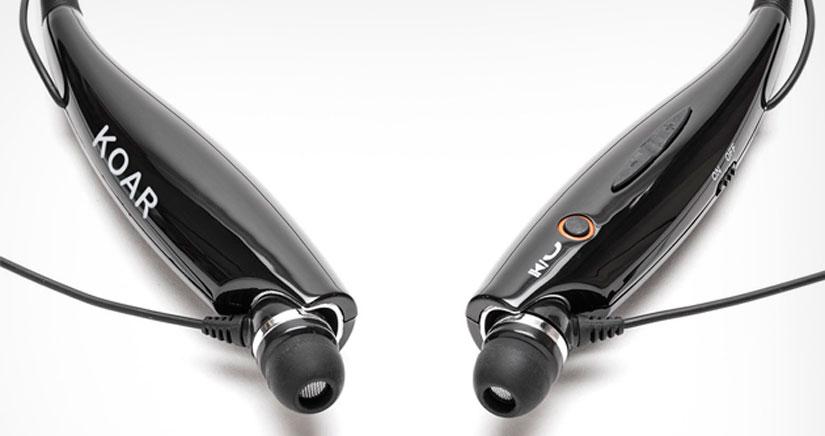 56% de descuento en estos auriculares Bluetooth para correr (o lo que quieras…)