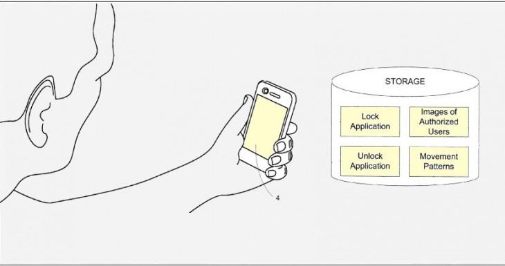 Apple patenta un sistema de desbloqueo por reconocimiento facial para el iPhone