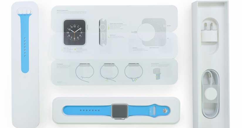 Apple Watch al desnudo: Así es el SmartWatch de Apple por dentro