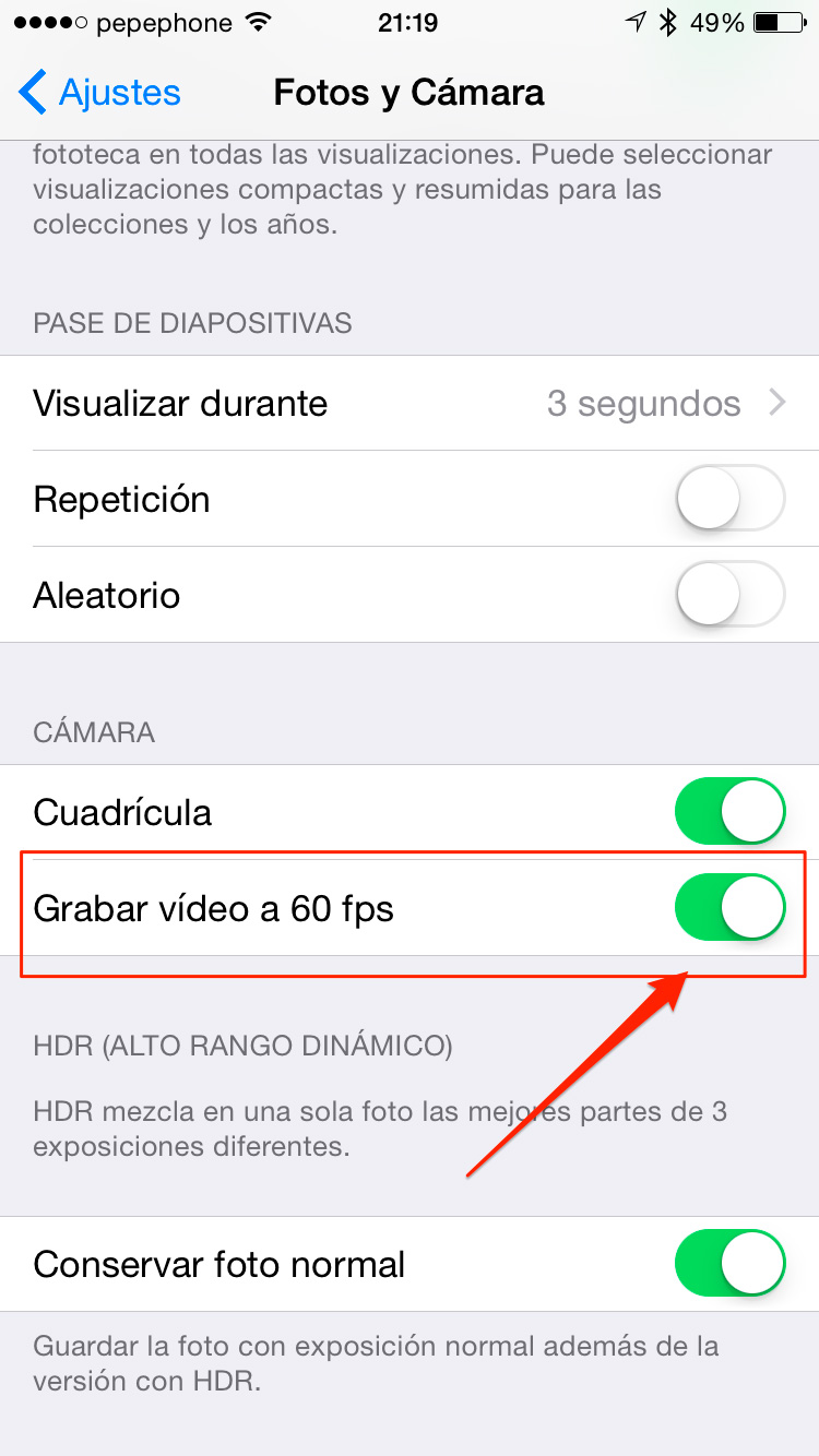 Grabar-video-60-fps-iPhone