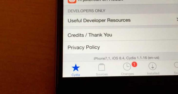 JailBreak iOS 8.4 Beta 1 conseguido, pero no lo disfrutarás… [Vídeo]