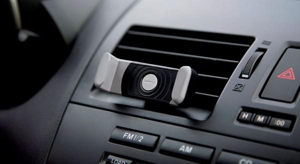 Soporte de coche de rejilla para iPhone | Kenu Airframe