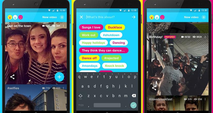 Facebook lanza 'Riff', una aplicación para crear vídeos colaborativos