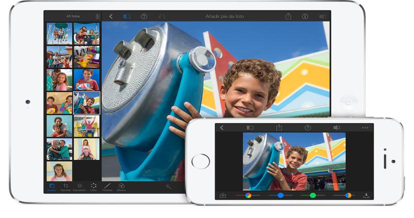 Presume de fotos realizando pases de diapositivas desde el iPhone