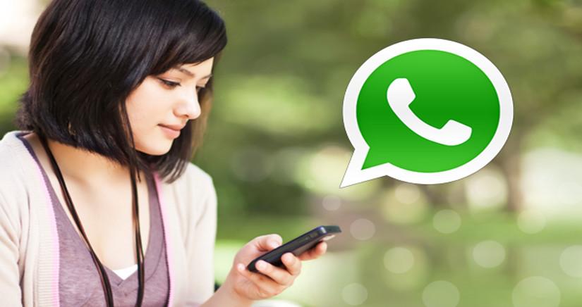 Activa Whatsapp para enviar fotos desde el Carrete del iPhone