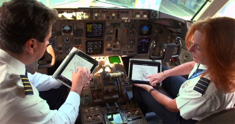 Varios vuelos de American Airlines se retrasan por un fallo del iPad de los pilotos