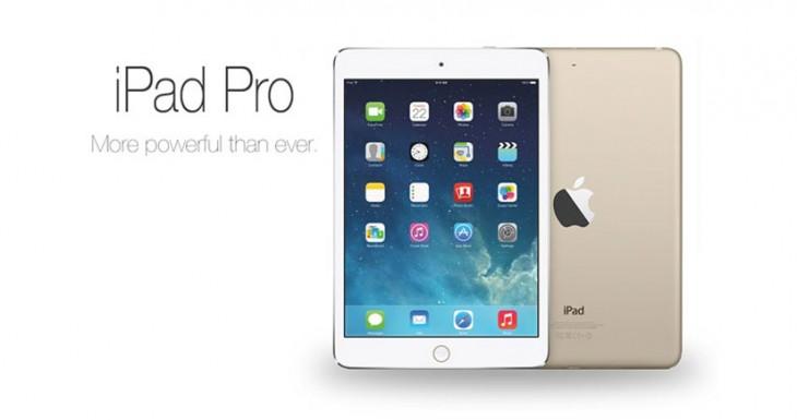"""Se filtran nuevas fundas para el """"iPad Pro"""" que desvelan su posible diseño"""