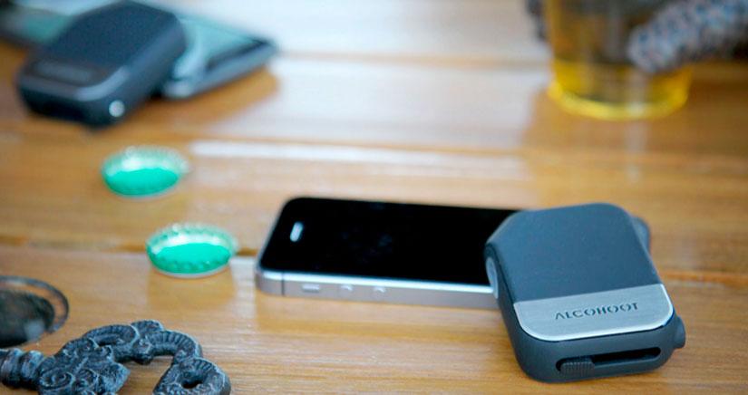 Cómo medir tu nivel de alcohol en sangre con tu iPhone