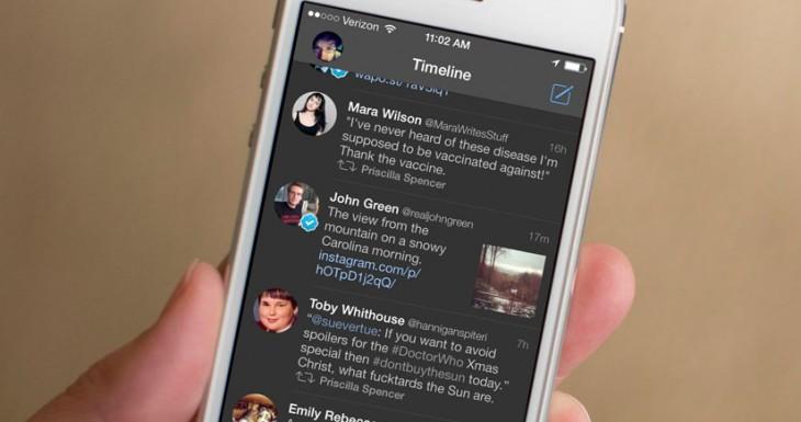 Las mejores aplicaciones de Twitter para iPhone