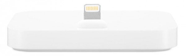 Dock de carga oficial para iPhone 6s, 6, 5s y 5 - Apple