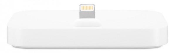 Dock de carga oficial para iPhone 6s, 6, 5s y 5 - Apple