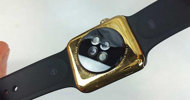 ¡Hazlo tu mismo! convierte tu Apple Watch de acero en uno de oro por 97$, y es de verdad….