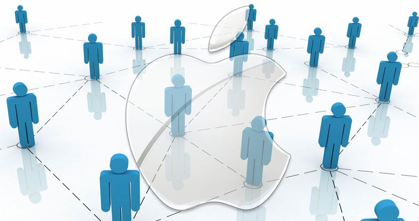 Apple inventa una nueva red social para usuarios de iOS