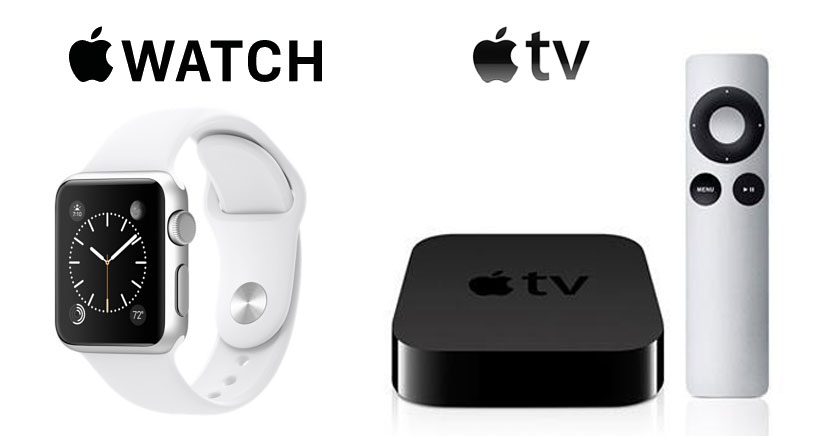 Apple prepara importantes actualizaciones para el Apple Watch y el Apple TV