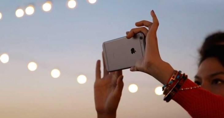 El iPhone 6S podría utilizar tecnología Sony para mejorar las fotos con poca luz