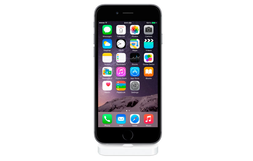 Los 5 mejores docks de carga para iPhone 7, 6s, 6, SE, 5s y 5