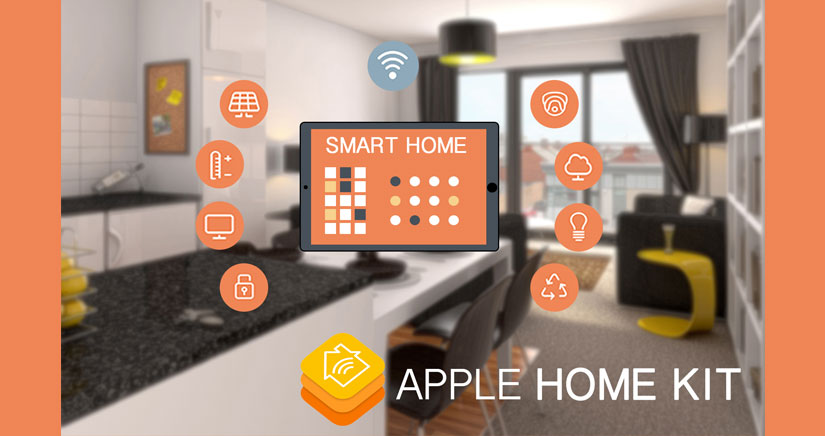 Los primeros productos compatibles con HomeKit llegarán en junio