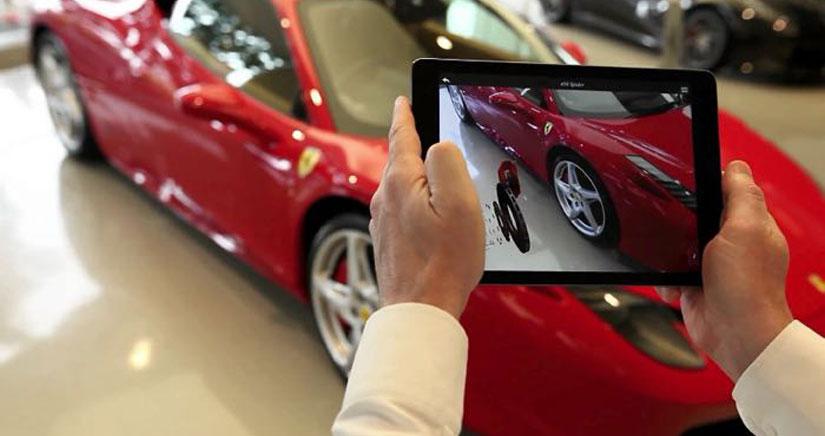 Apple compra la firma de Realidad Aumentada Metaio