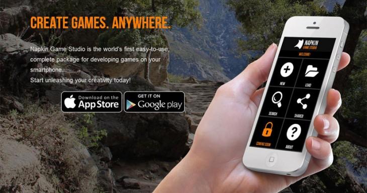 Con esta aplicación podrás hacer juegos sin tener ni idea de programación