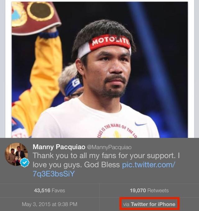 PacquiaoTwitter