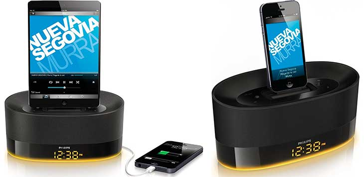 Altavoz y Dock para iPhone - Philips DS1600