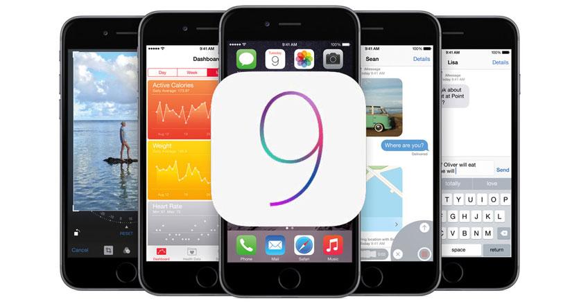 iOS 9 Rumores, fecha de lanzamiento, Beta pública….