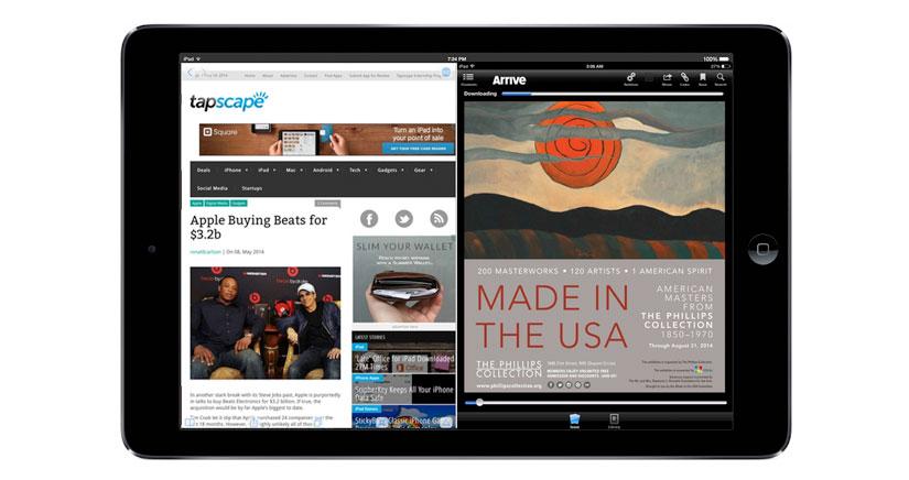 El iPad Pro podría tener función multitarea con pantalla dividida y soporte multiusuario