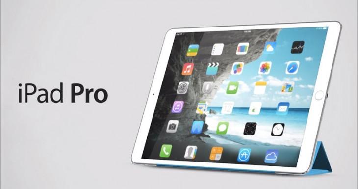 Se filtra imagen de un supuesto iPad Pro en la que se especifican sus dimensiones y características