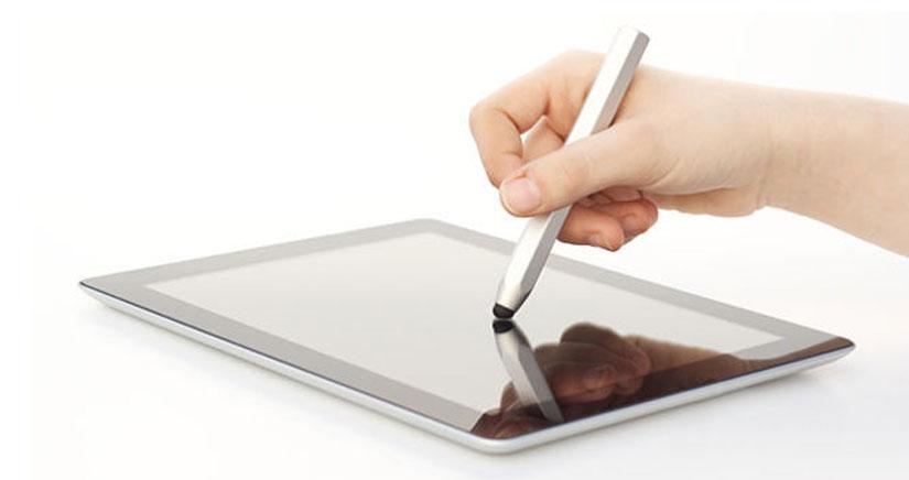 El iPad Pro podría tener pantalla táctil de nanohilos capaz de detectar pequeños cambios de presión