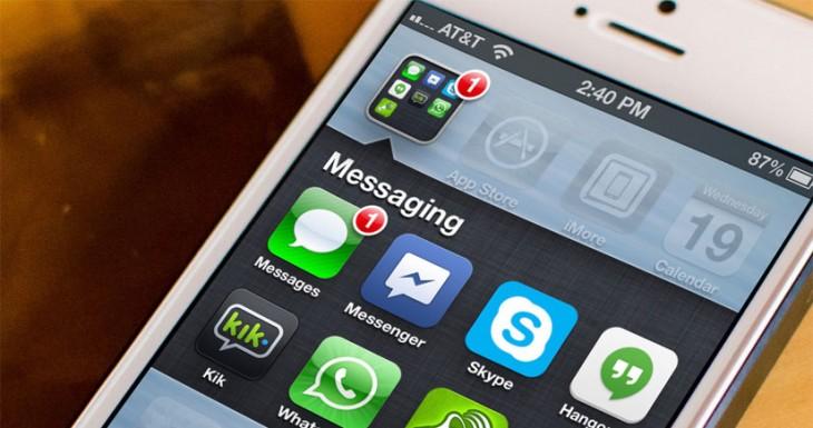 Este texto hace que se bloqueen los mensajes de tu iPhone