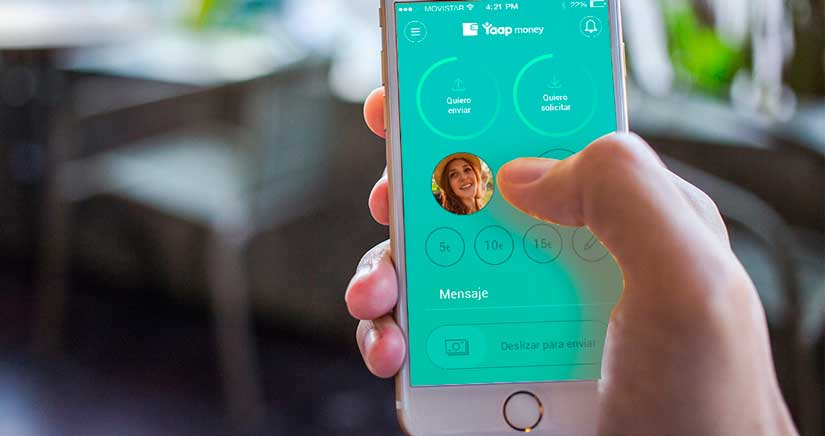 Yaap Money, la App con la que ningún amigo se escapará sin pagar, se actualiza