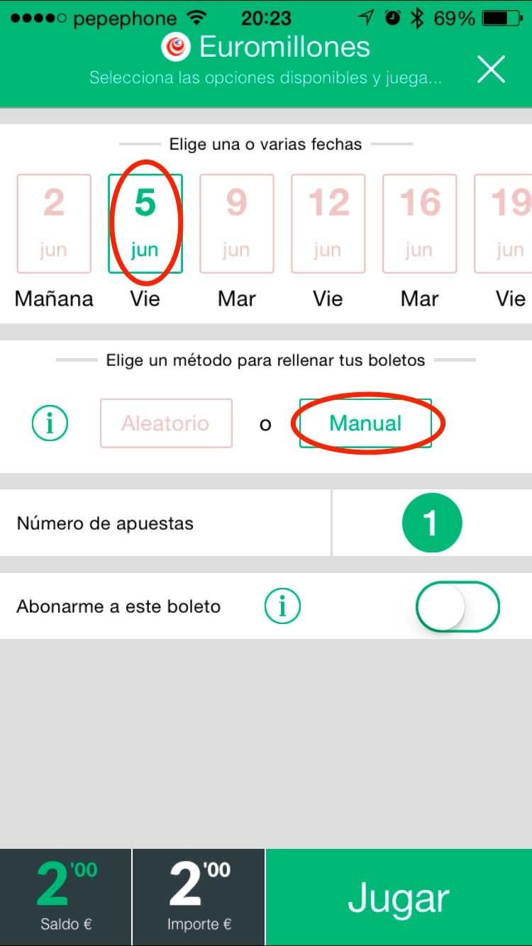 Loteria-iPhone