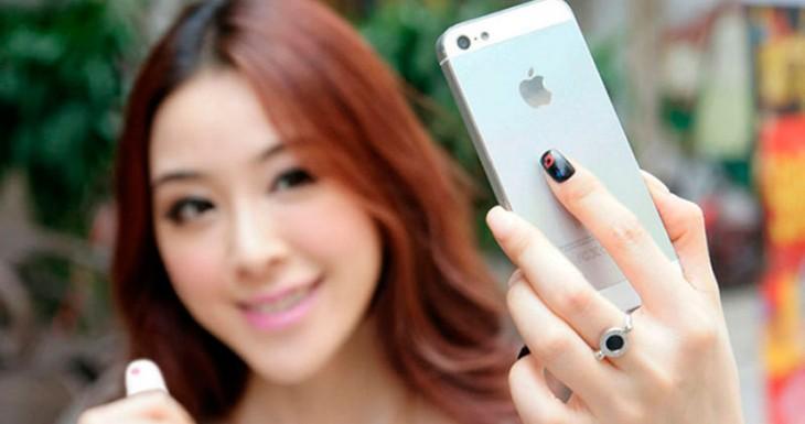 El iPhone 6s hará mejores selfies gracias a su cámara frontal con flash y modo panorámico