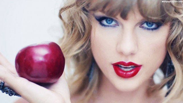 Taylor Swift le canta las cuarenta a Apple
