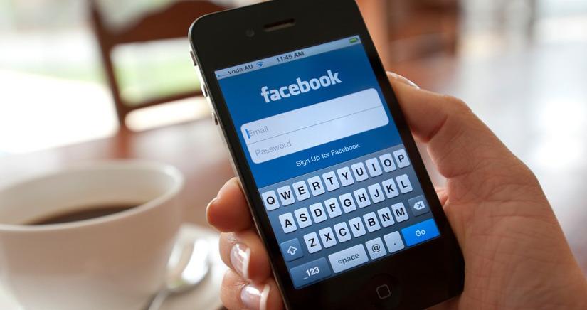 Etiqueta fotos en Facebook desde el iPhone