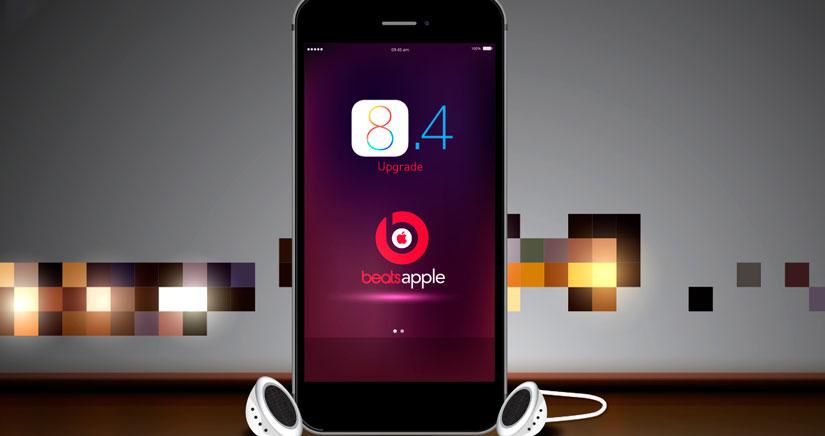 iOS 8.4 disponible para descargar con Apple Music y más….